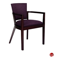 Picture of Rowdy Contemporary Guest Side Reception Arm Chair