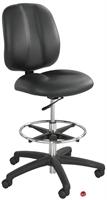Picture of Rowdy Ergomonic Armless Drafting Stool Chair