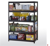 "Picture of Boltless Steel Open Shelving, 48"" x 24"" x 72"""