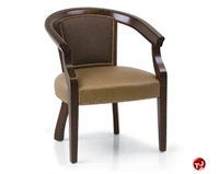 Picture of ST Timothy S-109, Traditional Guest Side Reception Arm Chair