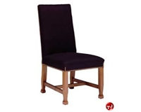 Picture of ST Timothy S-415, Guest Side Reception High Back Armless Chair