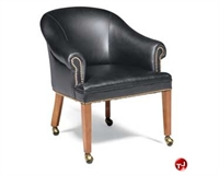 Picture of ST Timothy S-611, Traditional Guest Side Mobile Conference Chair