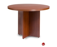 "Picture of TRIA 42"" Round Office Conference Table"