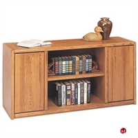 "Picture of 60""W Veneer Storage Credenza"