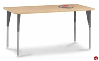 "Picture of Vanerum Acute, 60"" x 36"" Adjustable Training Table"
