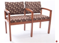Picture of Westinnielsen Basico Reception Lounge 2 Seat Loveseat Chair