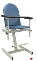 Picture of Winco 2578 Phlebotomy Blood Drawing Chair