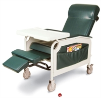 Picture of Winco 5251 Convalescent Mobile Medical Recliner