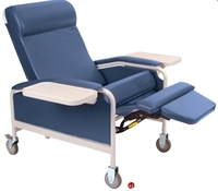Picture of Winco 5291 XL Bariatric Convalescent Mobile Medical Recliner