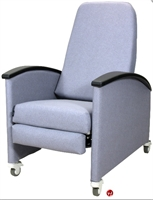 Picture of Winco 5570 Premier Care Mobile Medical Recliner