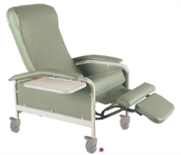 Picture of Winco 6531 Medical Mobile Care Recliner