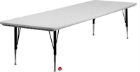 "Picture of Brato 30"" x 96"" Adjustable Folding Table"