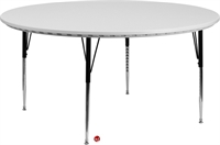 "Picture of Brato 60"" Round Adjustable Table"