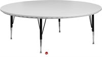 """Picture of Brato 60"""" Round Adjustable Table"""