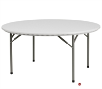 "Picture of Brato 60"" Round Folding Table"