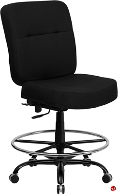 Picture of Brato Big and Tall Drafting Stool Chair