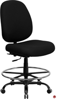 Picture of Brato Big and Tall Drafting Stool Task Chair