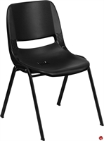 Picture of Brato Guest Side Reception Plastic Stack Chair