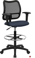 Picture of Brato Mesh Office Task Drafting Stool Chair