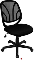 Picture of Brato Mid Back Mesh Armless Office Task Chair