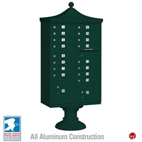 Picture of BREW Aluminum Mailbox Cluster Box, 16 Doors