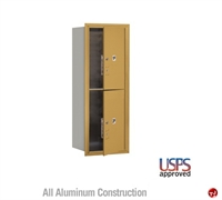 Picture of BREW Aluminum Mailbox Locker, Front Loading