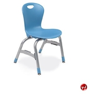 Picture of AILE Armless Poly Stack Classroom Chair