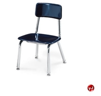 Picture of AILE Armless Poly Classroom Kids Chair