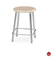 Picture of ACE Stool with Hard Plastic Seat