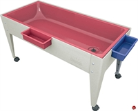 "Picture of AILE 21"" x 46"" Mobile Kids Activity Table"