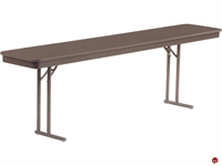"Picture of AILE 18"" x 96"" Lightweight Folding Table"