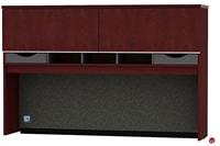 "Picture of Bush Milano2 72"" Overhead Storage Closed Hutch"