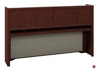 "Picture of Bush Enterprise 2973, 72"" Closed Overhead Storage Cabinet"