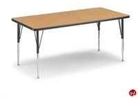 "Picture of Bert 24"" x 60"" Height Adjustable Activity Table"