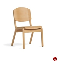 Picture of Armless Wood Stack Chair