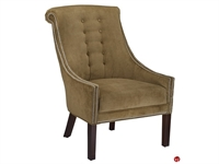 Picture of Hekman 1018 Claire Reception Lounge Arm Chair