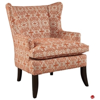 Picture of Hekman 1026 Sarah II Reception Lounge Wing Arm Chair