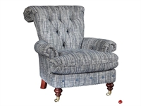 Picture of Hekman 1027 Amber Reception Lounge Wing Arm Chair