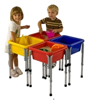 Picture of Astor Kids Play Sandbox, Indoor/Outdoor