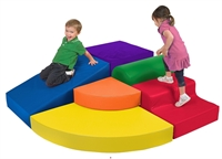 Picture of Astor Kids Play Climbing Center Platform
