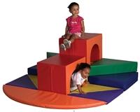 Picture of Astor Kids Play Climbing Platform Center