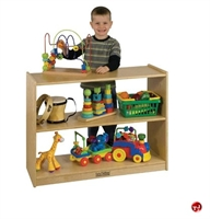 Picture of Astor Open 2 Shelf Wood Storage