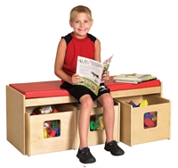 Picture of Astor Kids Bench Seating with Storage