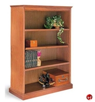"Picture of Hale 48""H 200 Series 4 Shelf Open Bookcase"