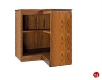 Picture of Hale 200 Series L Shape Open Bookcase