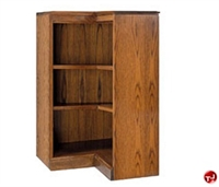 Picture of Hale 200 Series L Shape Corner Open Bookcase