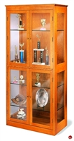 Picture of Hale 200 Series 5 Shelf Glass Display Showcase