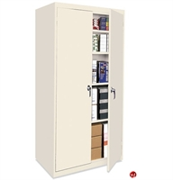 "Picture of COPTI 18"" x 36"" Locking Steel Storage Cabinet"