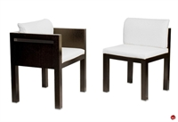 Picture of COX Contemporary Armless and Arm Wood Dining Chair