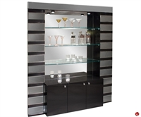 Picture of COX Contemporary Bar Wall Unit